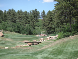 Bear Dance Hole 17