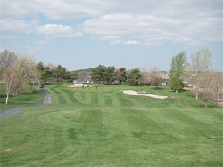 Canyon Lakes Hole 17