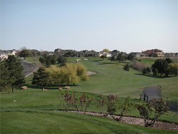 Canyon Lakes Hole 8