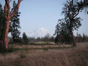 Home Course Mt. Rainier